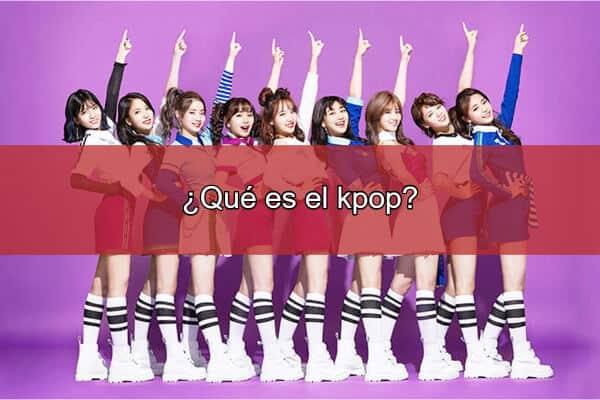 kpop cantantes