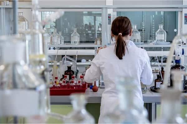 laboratorio cientifico
